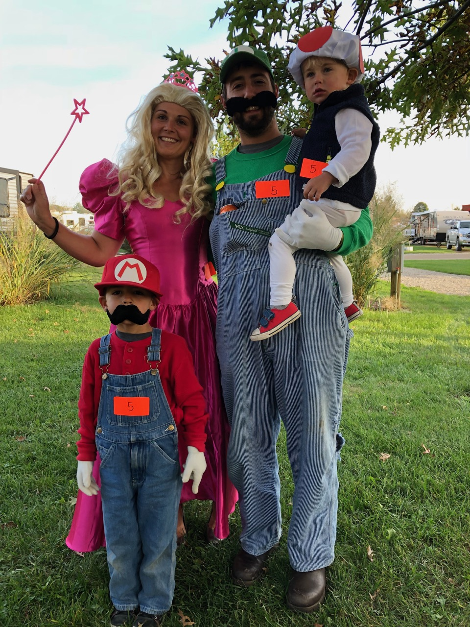 Super Mario Bros. Halloween | South Haven, MI | October
