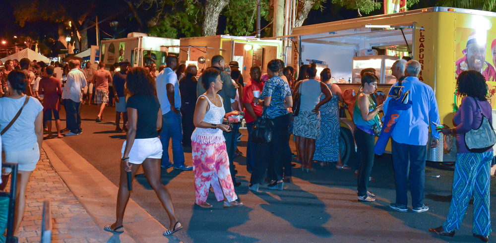 the first-ever Frederiksted Food Truck Festival
