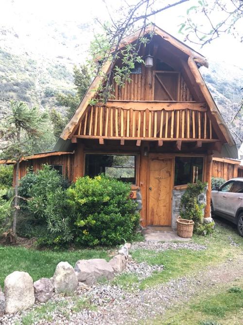 cabana at Tres Continentes