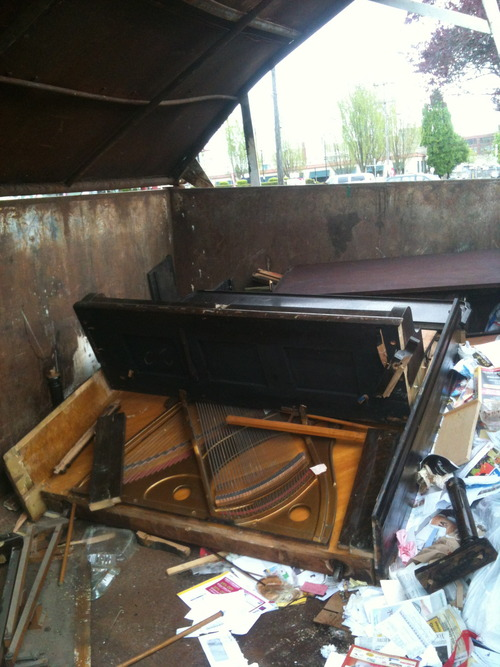 Piano Dumping, Part 1 - Andante Piano Works