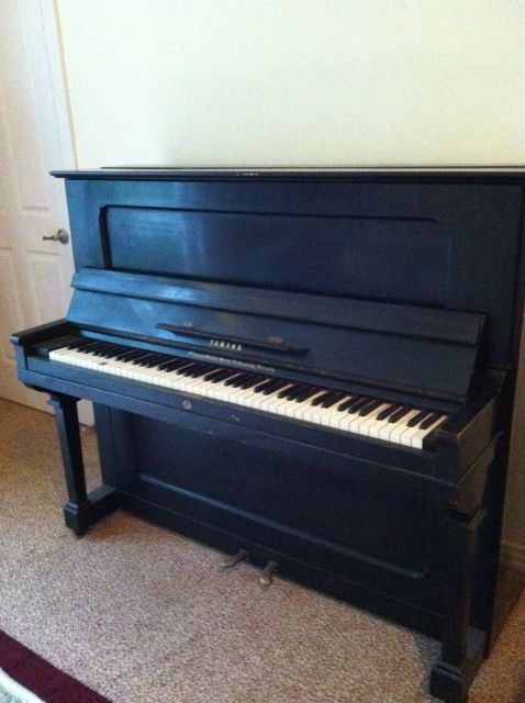 Piano Profile: Vintage Yamaha Upright