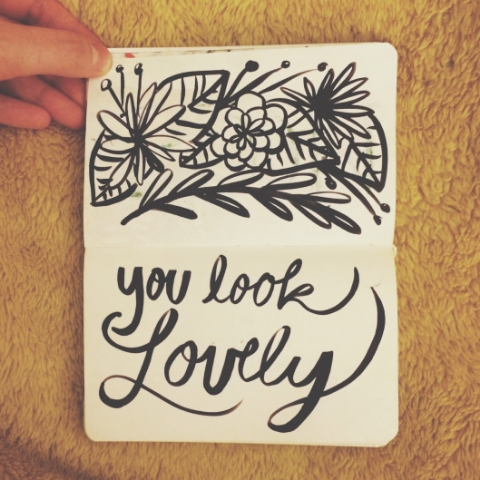 You Look Lovely