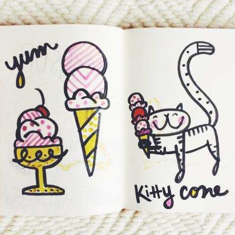 Sweet Treats & Cats