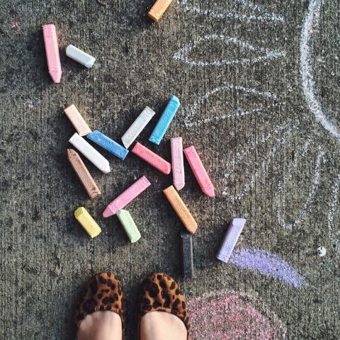 chalk!