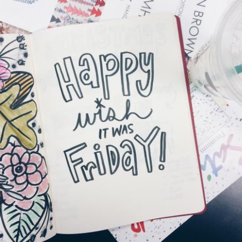 Happy Wish it was Friday!