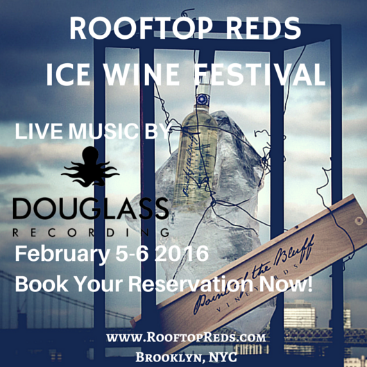 We will be providing wine and cocktail pairings for Rooftop Reds, Kings Country Distillery and Brooklyn Oenology.
