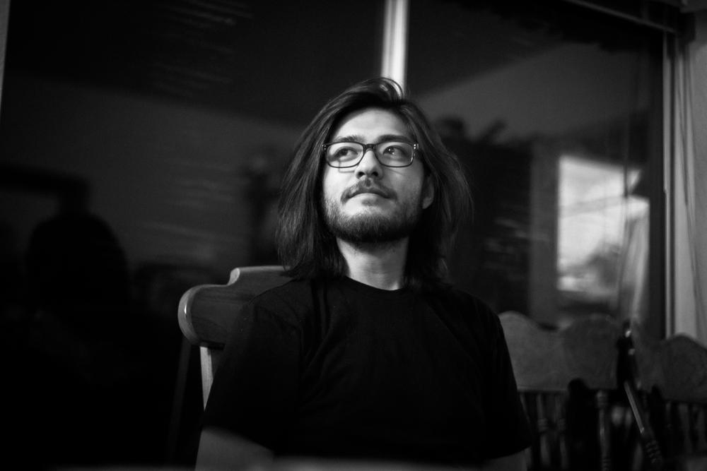 Portrait of Ross Takahashi