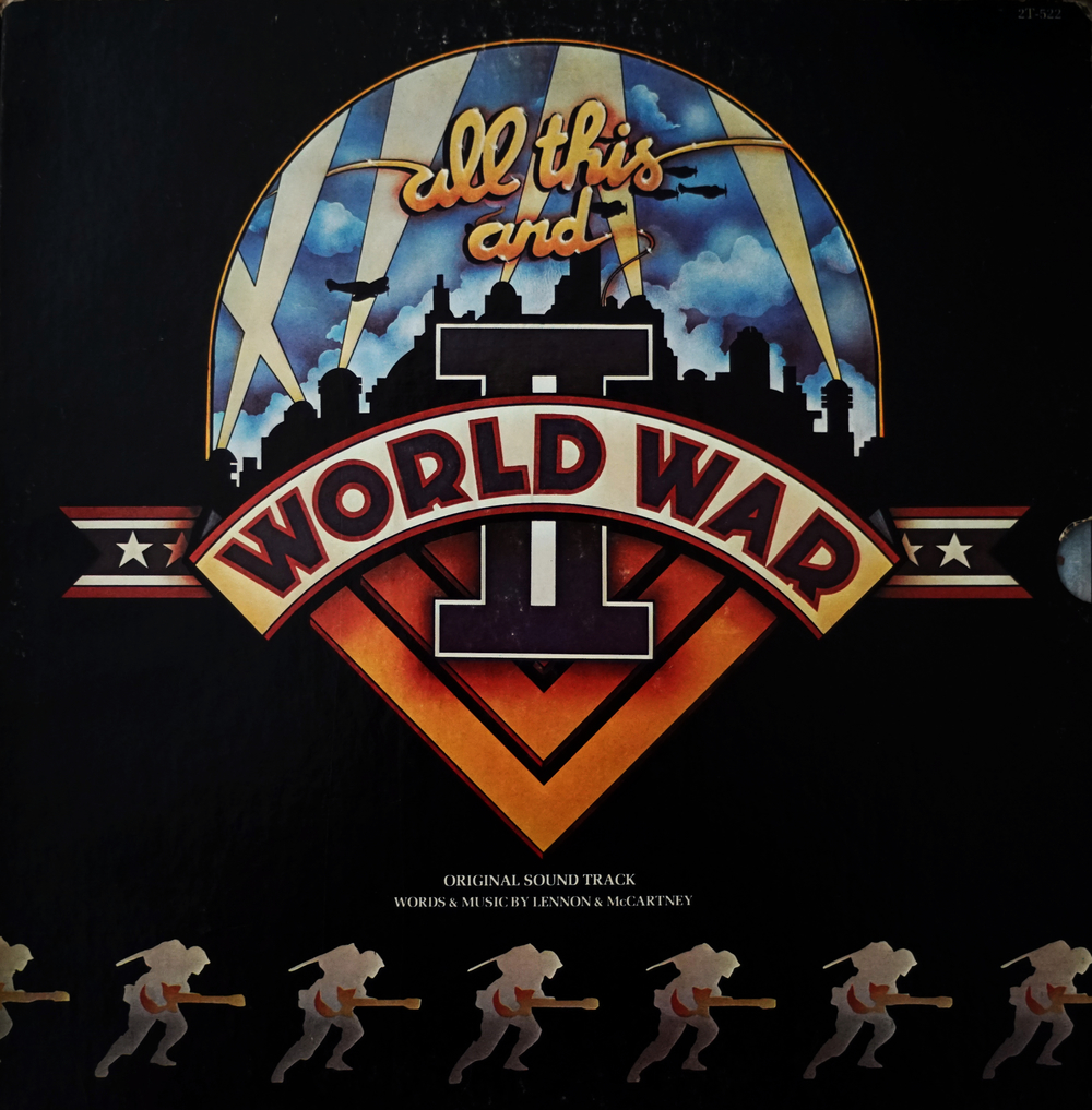 Album art for the soundtrack to  All This and World War II  (1976)