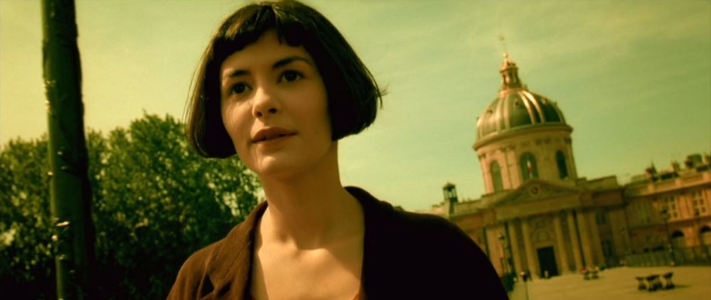 Audrey Tautou in the famed film  Amélie  (2007)