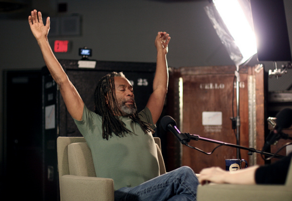 Bobby McFerrin Interviewed By Krista TippetT