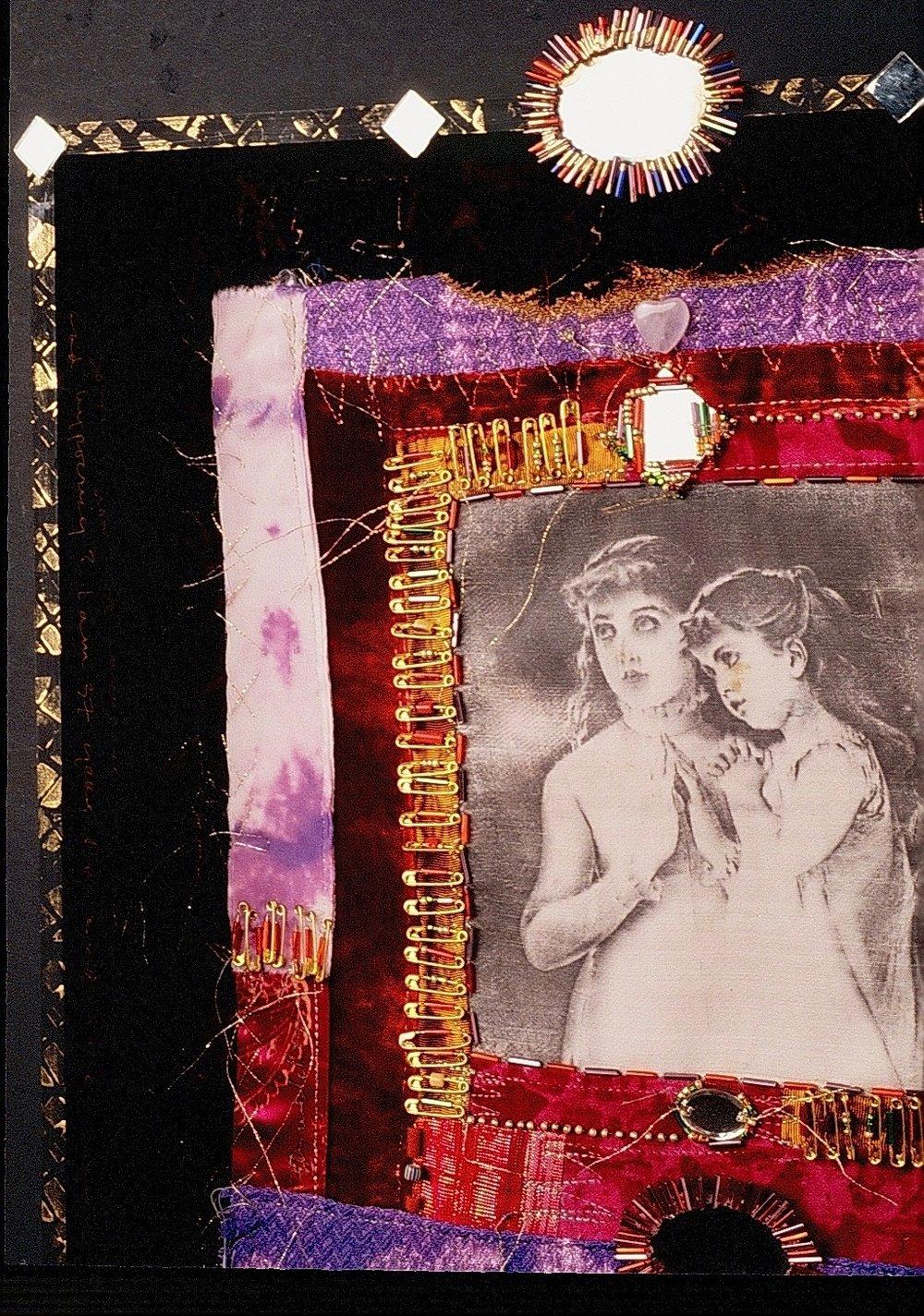 Goddess II: Sisters - Detail