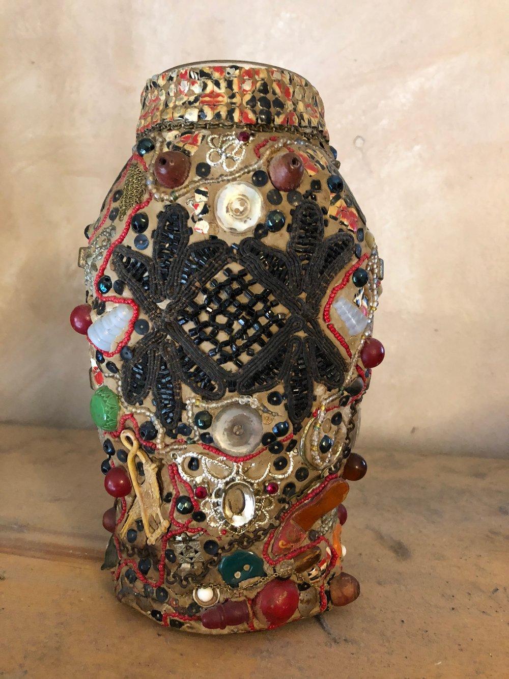 Vintage Memory Jar