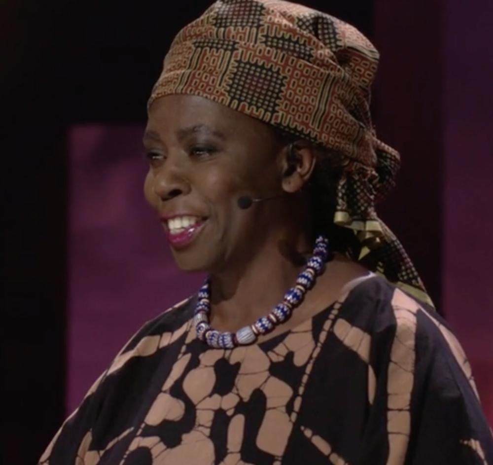 Watch Musimbi Kanyoro's TED Talk.