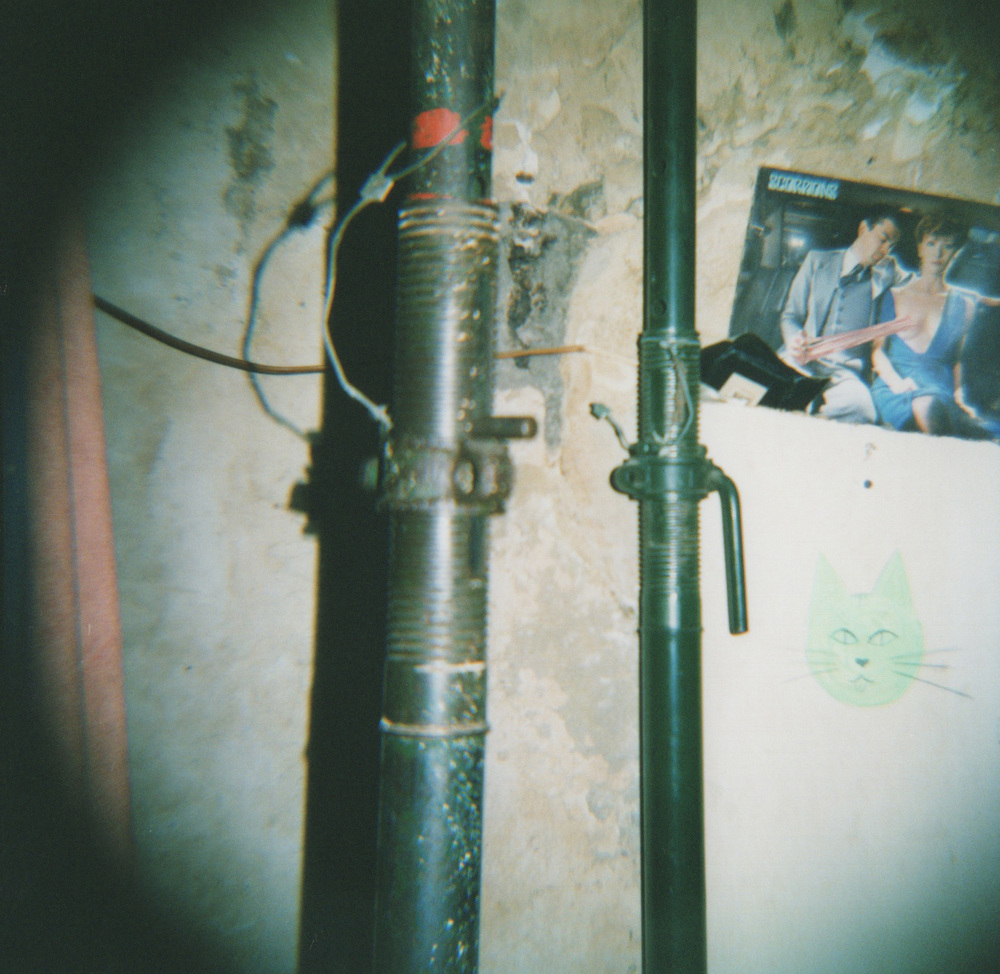 Taken with Diana F+