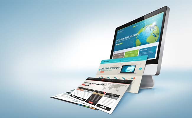 Parallax Website Design And SEO (search engine optimization) Source