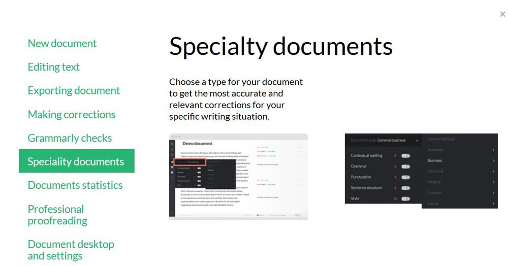 Grammarly Review Learn How To Use Grammarly Tips Tutorial Preview Specialty Documents Source