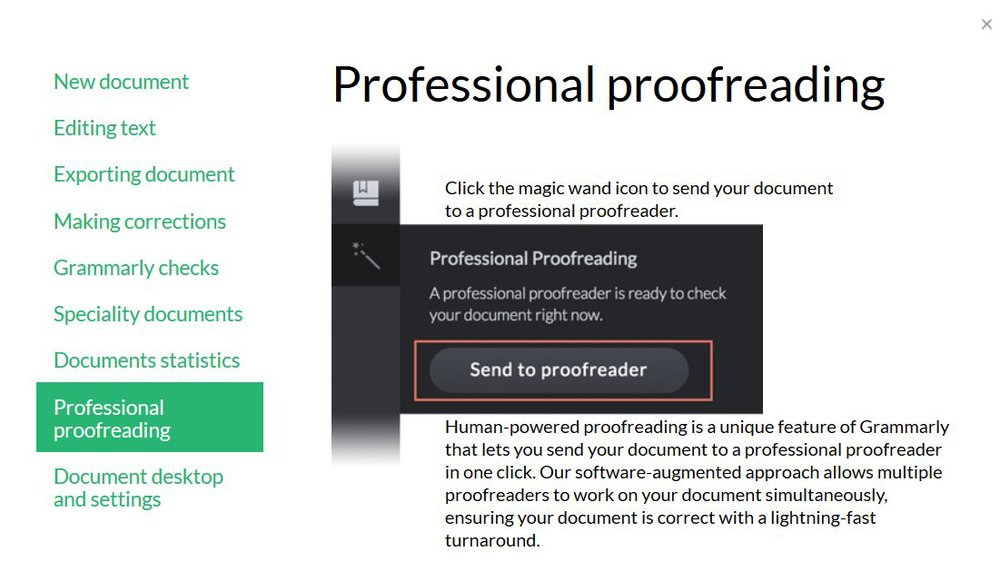 Grammarly Review Learn How To Use Grammarly Tips Tutorial Preview Professional Proofreading Source