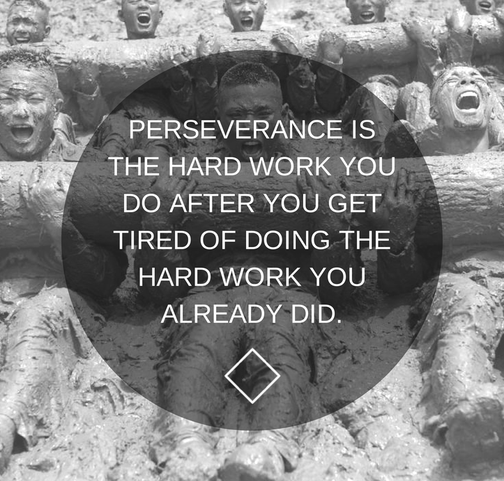 Persistence Motivational Quotes Teamwork: Hard Work Perseverance Quotes. QuotesGram