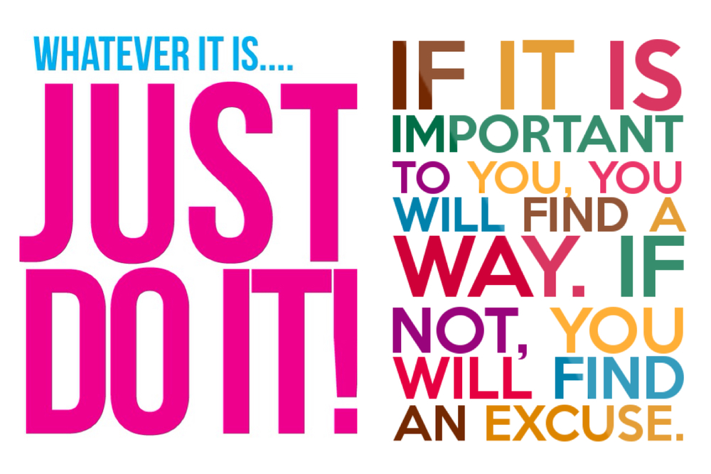 Motivational Sayings Motivational Quotes For Work No Excuses Just Do It   Source
