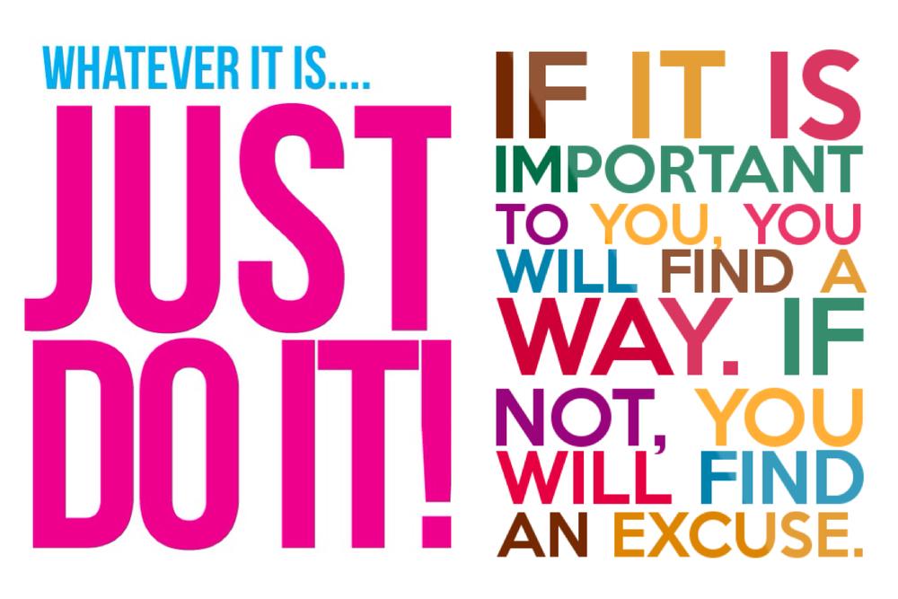 Just Do It Motivational Quotes. QuotesGram