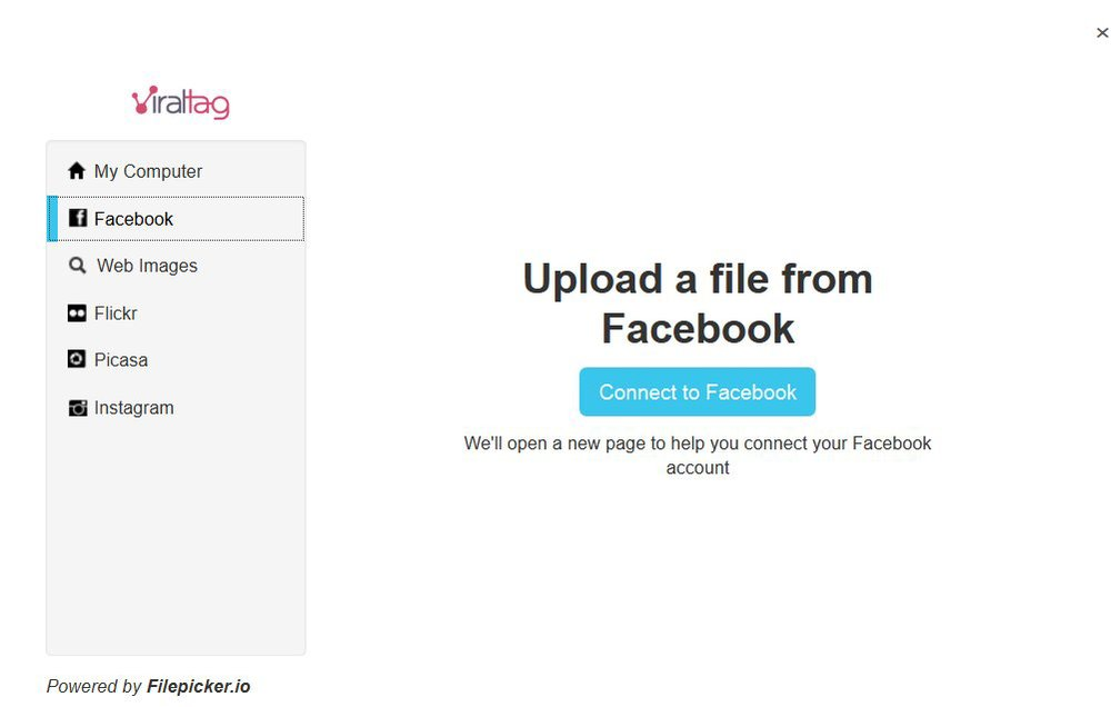 Viraltag Review And Viraltag Tips Upload Facebook   Source