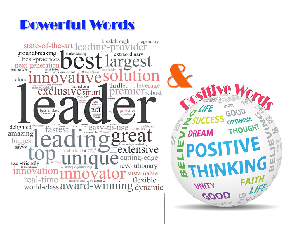 List Of Powerful Words And Positive Words Positive Thinking   Source