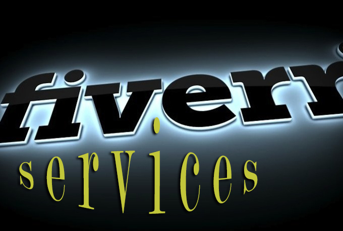 Fiverr Services   Source