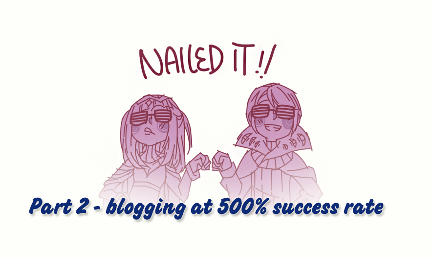 Nailed It Let's Do This Learning How To Blog   Source