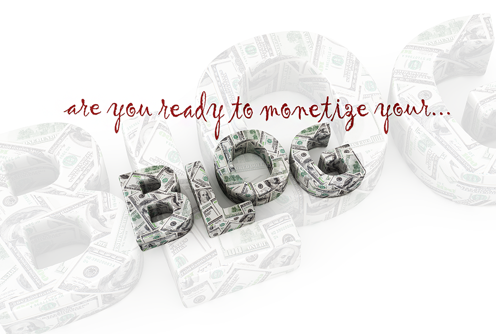 Blogging Cash Make Money Online Watch The Dollar Signs Grow Using Your Blog Source