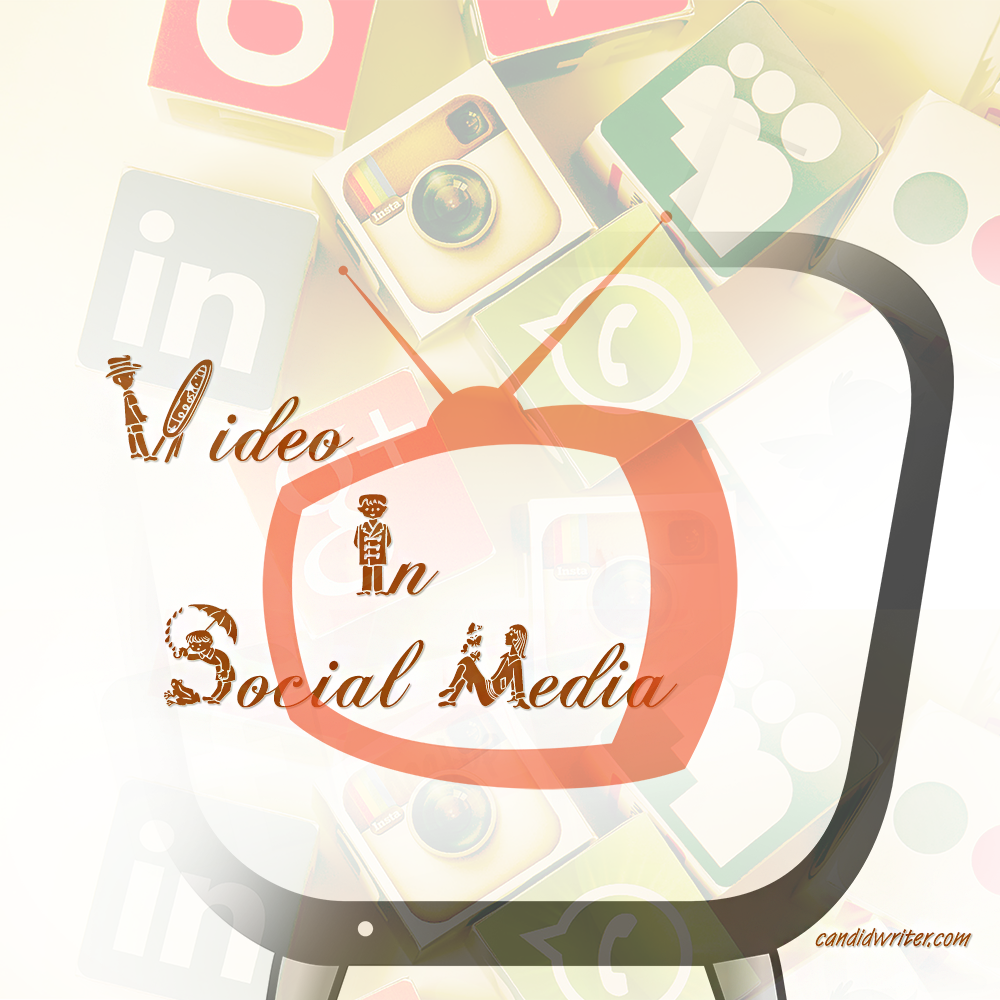 Watch Tv And Use Video In Social Media   Source