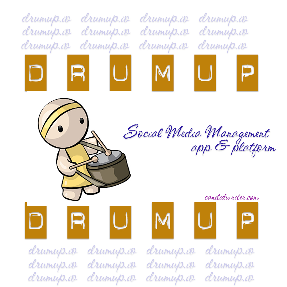 Drumup Social Media Sites Management And Marketing App And Platform Source