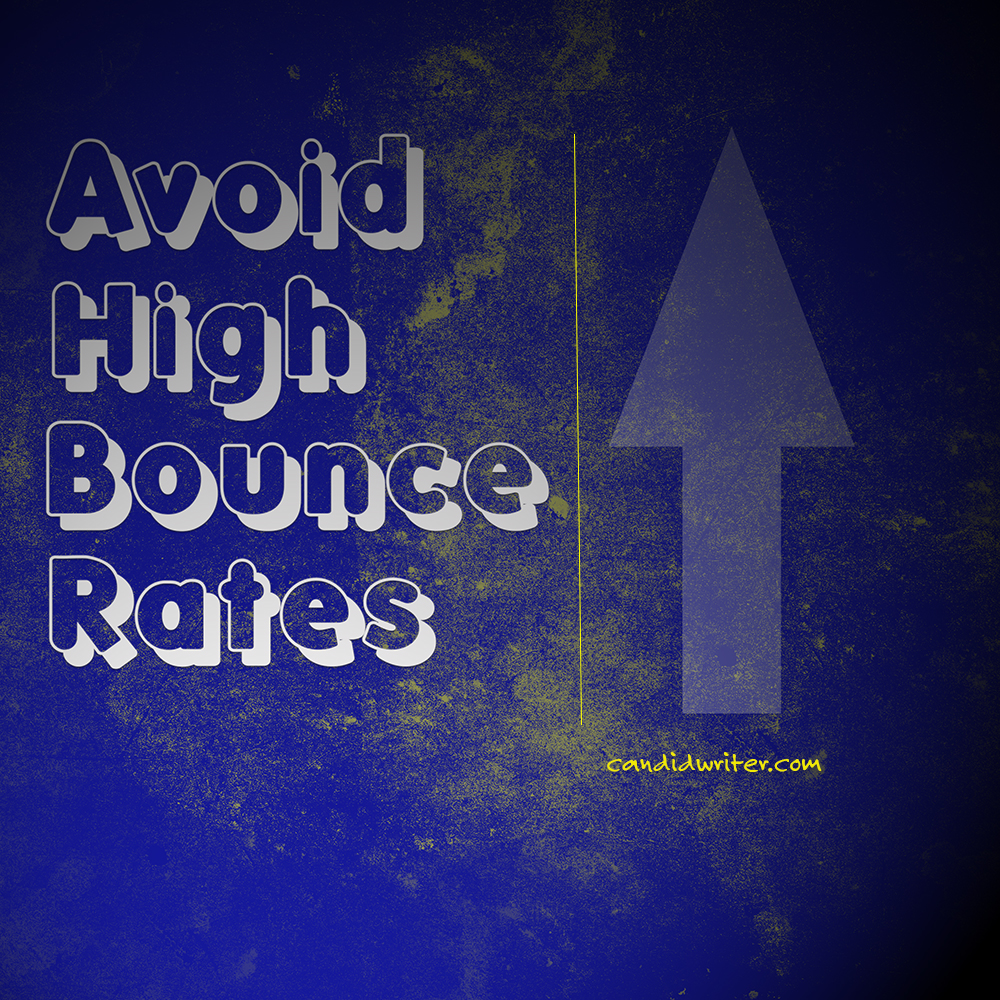 How To Avoid High Bounce Rates In Google   Source