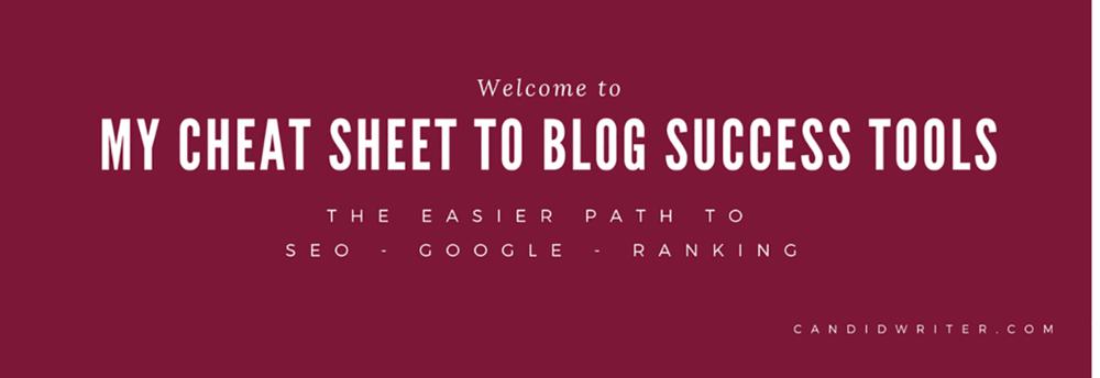 Cheat Sheet Blogging Webmaster Tools Google Classroom Source