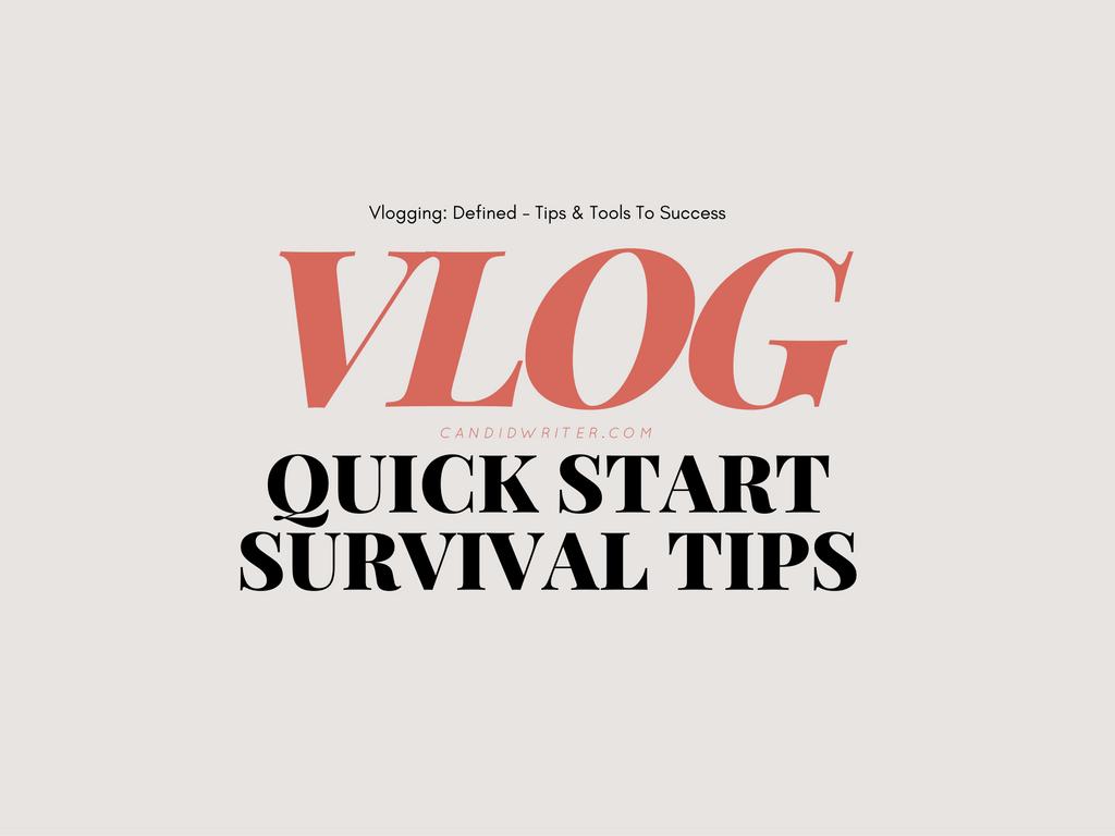 Effortless And Simple Vlogging Tips To Vlog Success