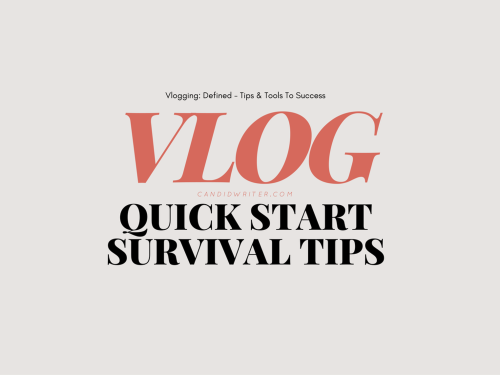 Vlog And Vlogging Tips   Source