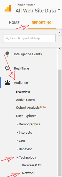 Google Analytics Create A Referrer Spam Filter Step 1 Source
