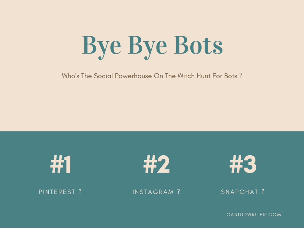 Discontinued Bot Services By Social Media Powershouse Source