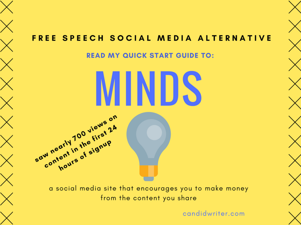 Minds.com Emerging As The Free Speech Social Media Hybrid Alternative to Facebook