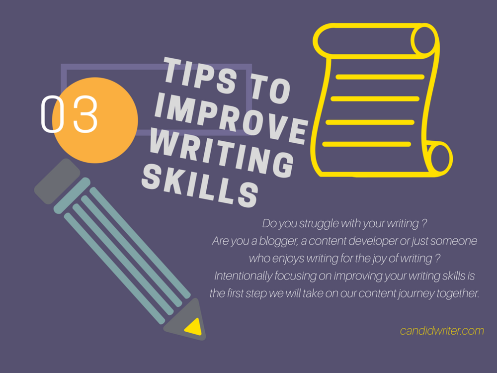 improving writing skills Five ways to enhance your academic essay writing skills in a hurry.