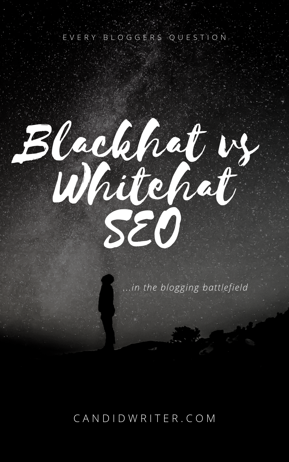 Whitehat vs Blackhat SEO   Source