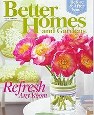 Better Homes & Gardens 2008