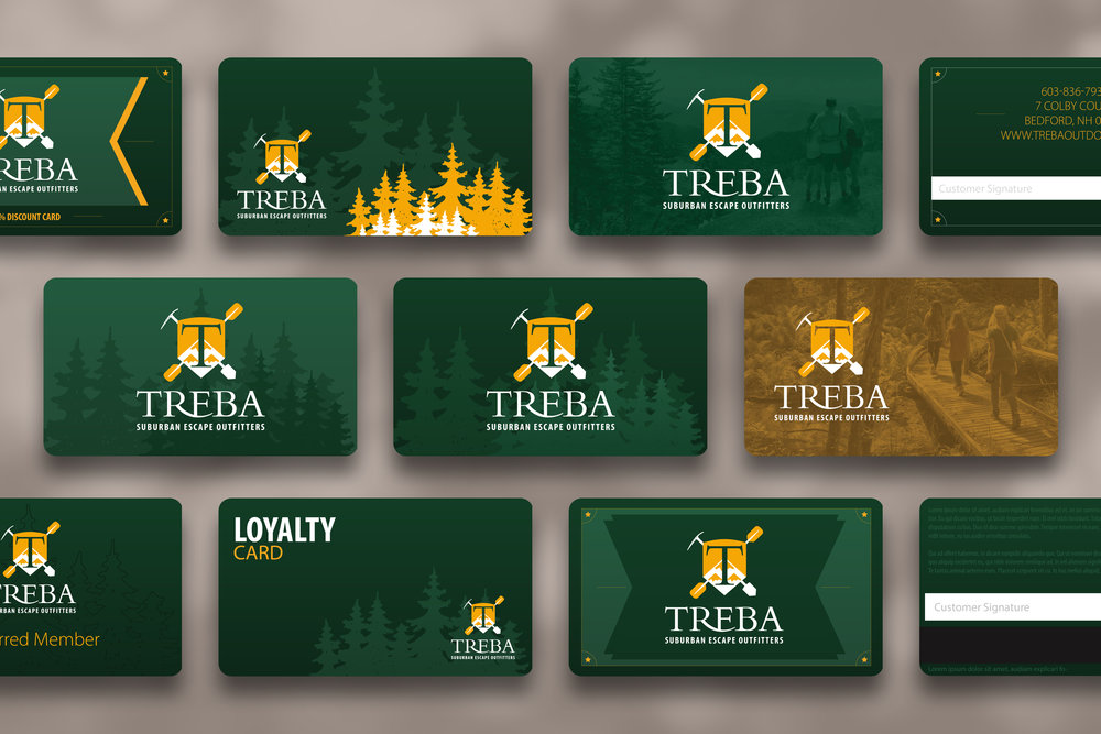 Treba  - Family-owned outdoor supply