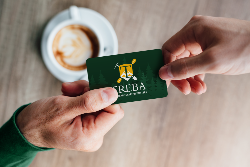 Treba - Working with customers to bring a family-owned supply store into the 21st century.