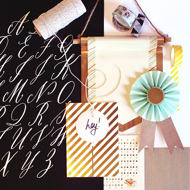 P A P E R  >> Oh beautiful paper! The possibilities are endless and limited only by our imagination.