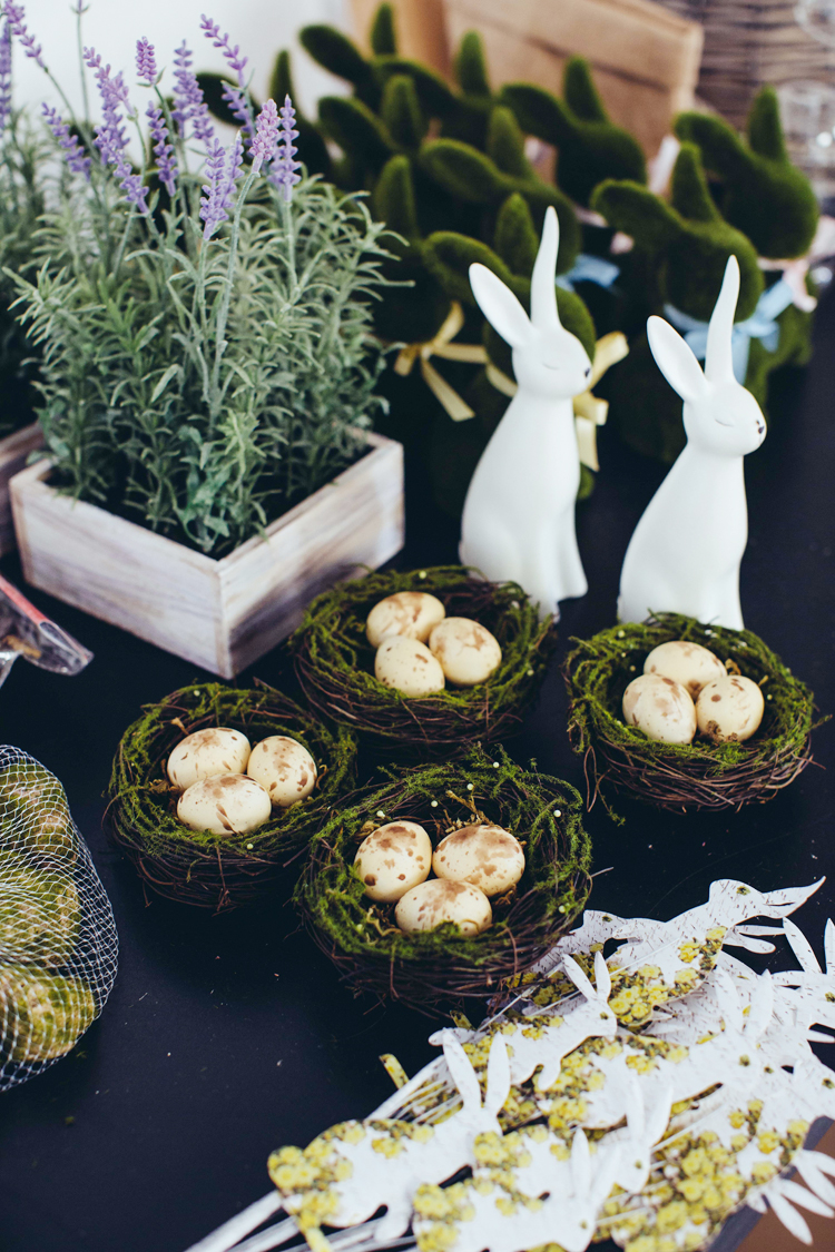 Easter Table Styling by Galina Dixon