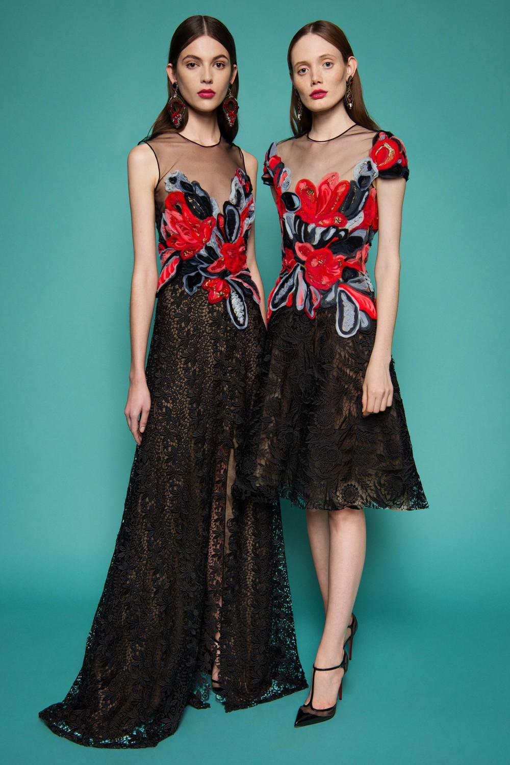 Naeem Khan Resort 2016