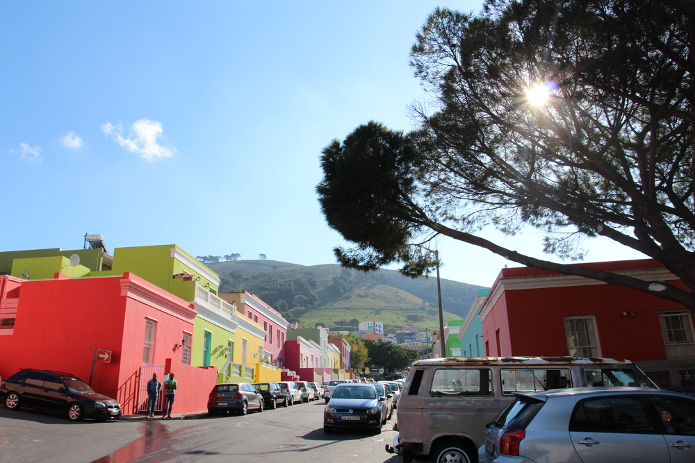 Bo-Kaap Neighborhood 2