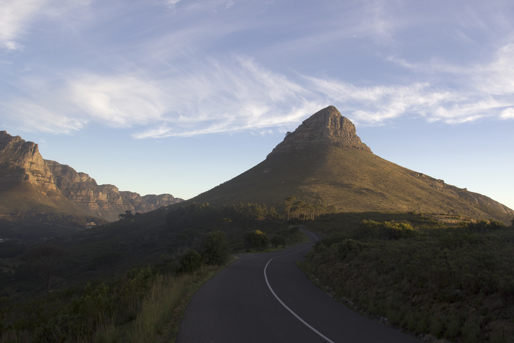 Road to Lions Head