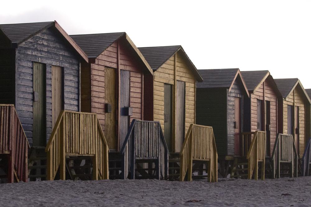 Miuzenburgh Beach Huts