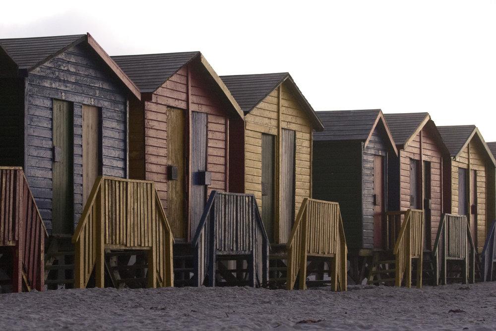 Muizenburg Beach Huts